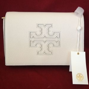 Tory Burch Harper Combo Cross Body Bag